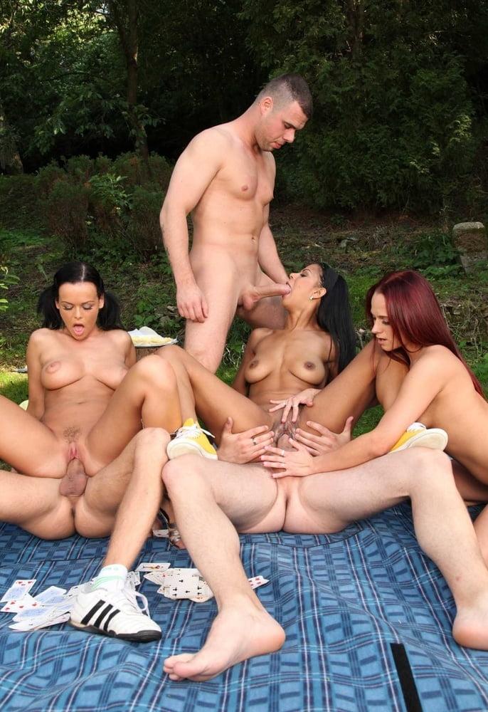 Porno Gruppen